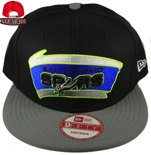 San Antonio Spurs Snapback Hat : Lebron 8 Sprite Shoes