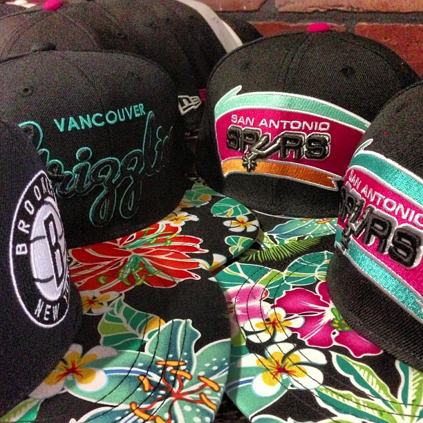 Custom Brim Strapback Hats : Custom Brims
