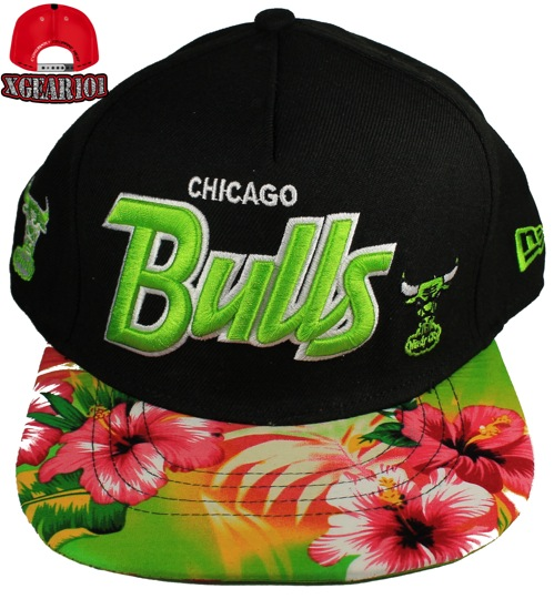 Custom Brims : Custom Brim Chicago Bulls Strapback Hat