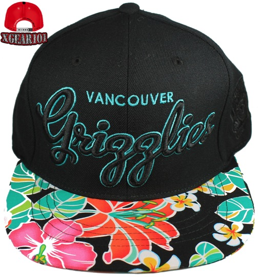 Custom Brims : Custom Brim Strapback Hats