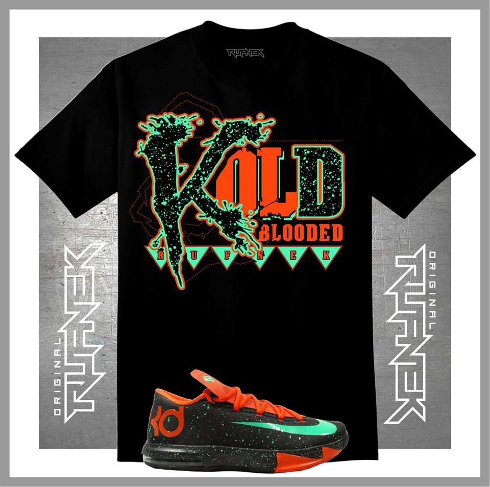 Nike kd 6 away 2