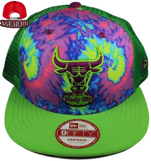Chicago Bulls New Era Jordan Retro 5 Fresh Prince Trucker Snapback Hat