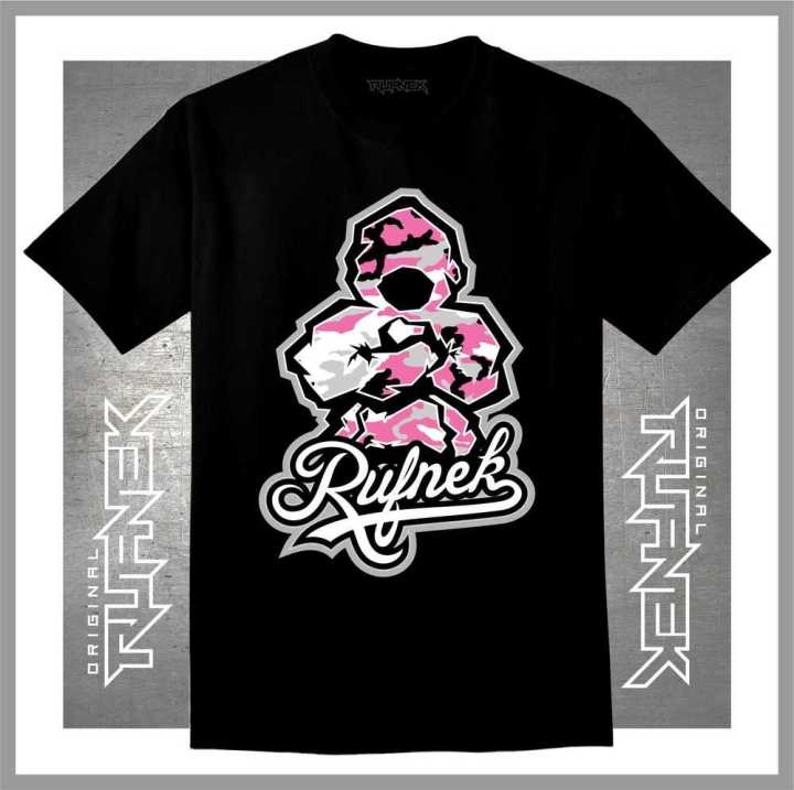 Original Rufnek Clothing : Breast Cancer Awareness