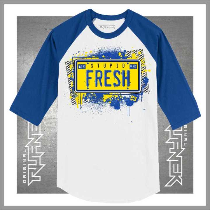 Jordan Retro 5s Laney Sneaker Shirts to match