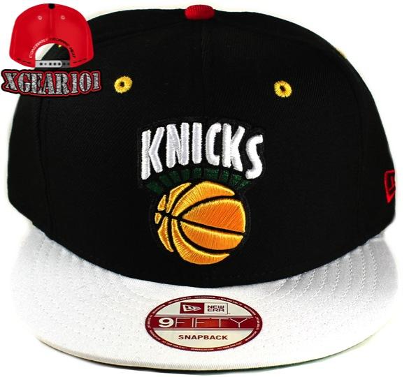 New York Knicks Snapback Hat to match the Dikembe Mutumbo Shoes