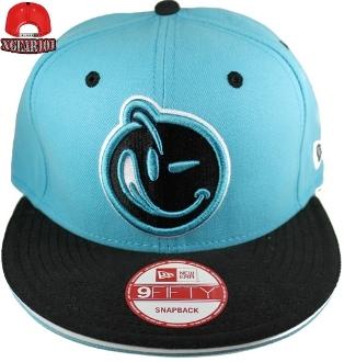 Jordan Retro 11 Gamma Blue Snapback Hat : New Era Cap Snapbacks