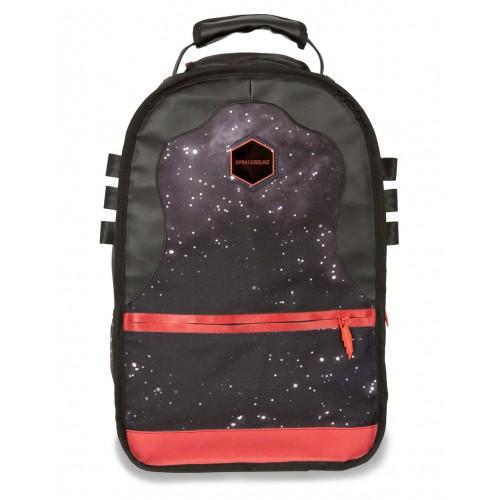 Jordan Retro 5 Infrared 3LAB5 Sprayground Backpack