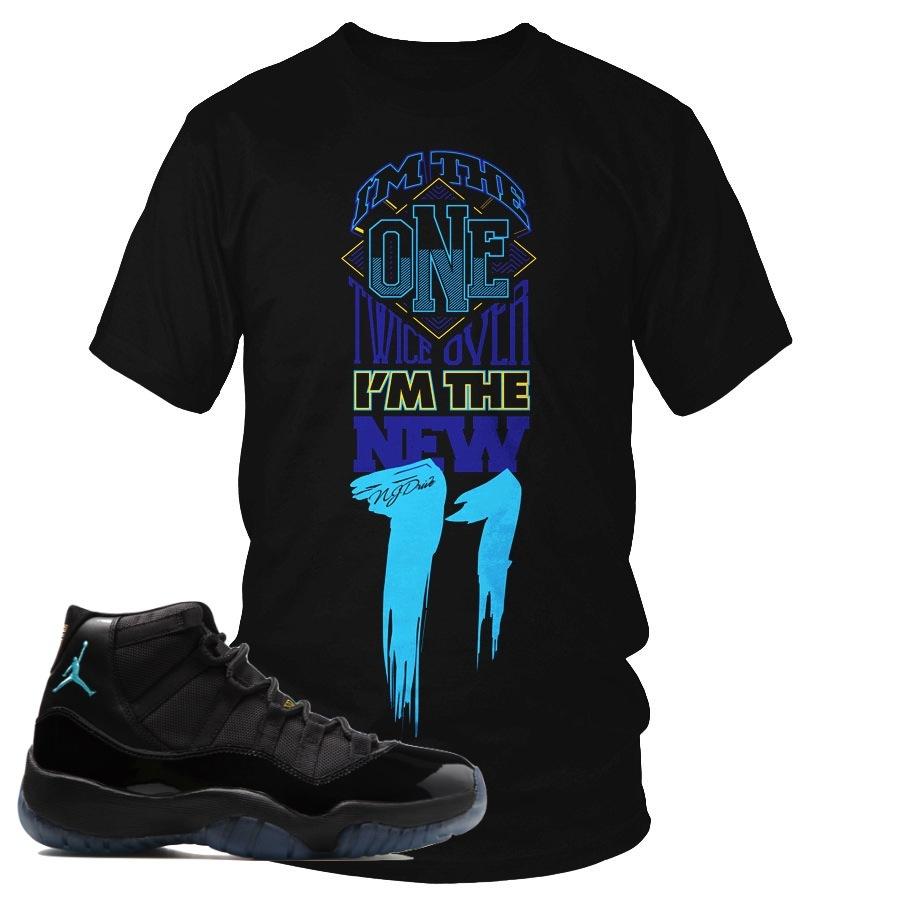 Jordan Retro 11 Gamma Blue Sneaker Outfit by NJ Drive ...