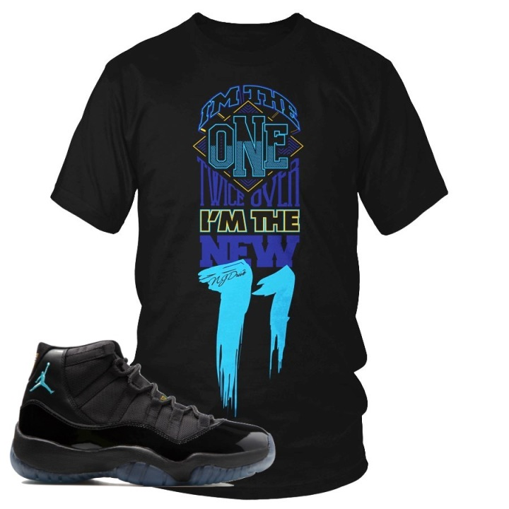Jordan Retro 11 Gamma Blue Sneaker Outfit by NJ Drive Clothing