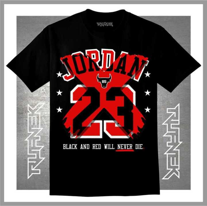 2f79e3e69a35 Sneaker T-Shirt for the Jordan Retro 1 Banned Shoes – X Gear 101 ...