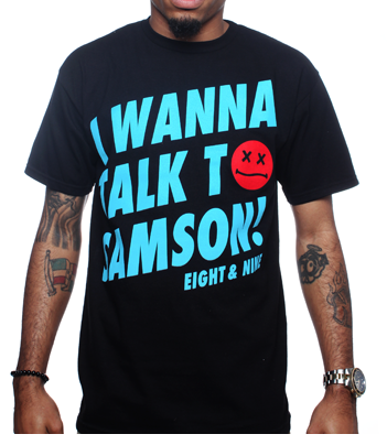 Jordan Sneaker Tee for the Retro 12 Gamma Blue Shoes