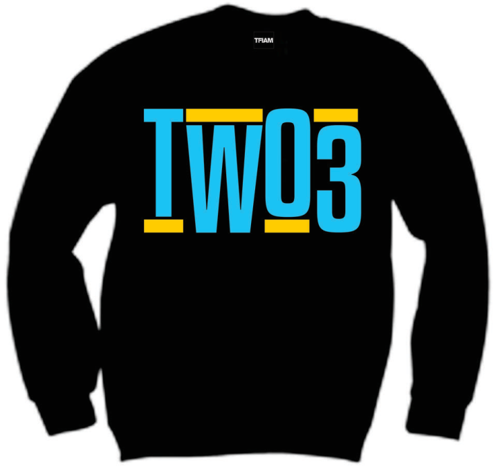 Air Jordan 11 Gamma Blue Crewneck!