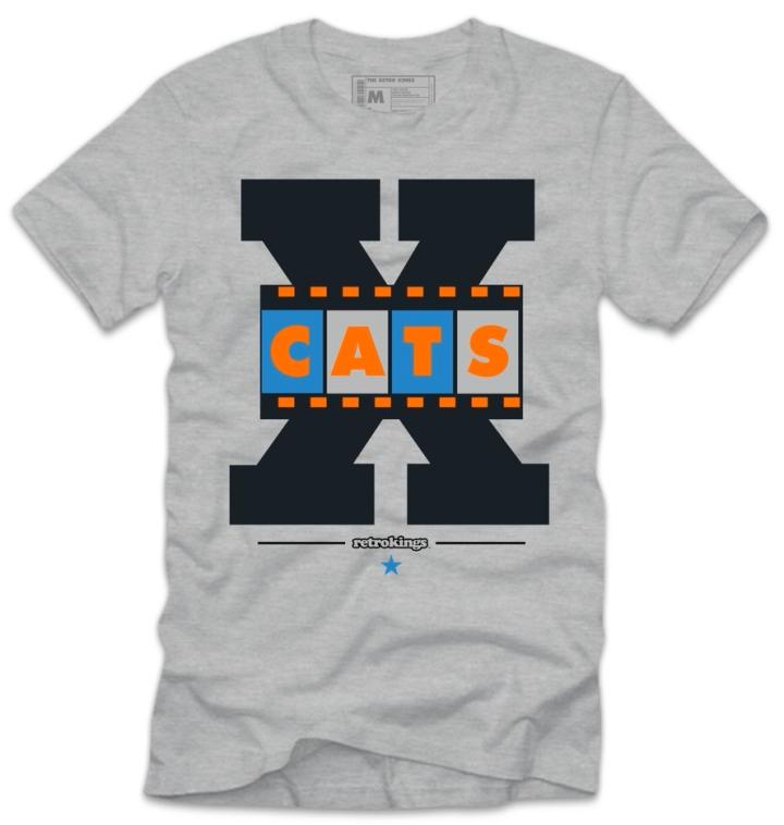 Air Jordan 10 Bobcats T-shirt