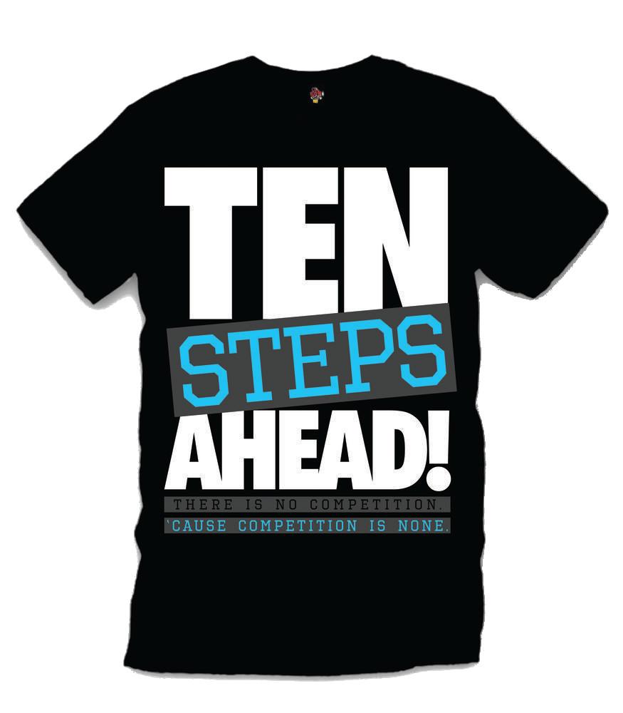 519dc1f5a0d3f2 T-shirt for the Retro 10 s Powder Blue Shoes – X Gear 101 Blog ...