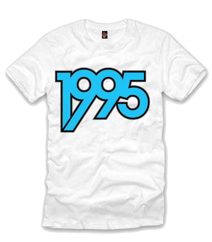 Jordan Retro 10 Powder Blue Sneaker Tee
