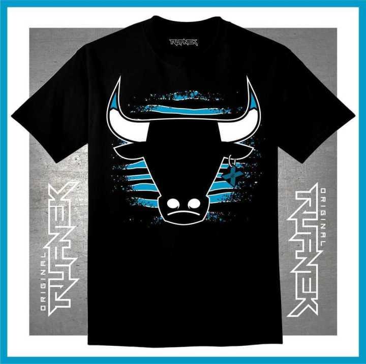Custom Sneaker Shirt for the Powder Blue 10's by Original Rufnek