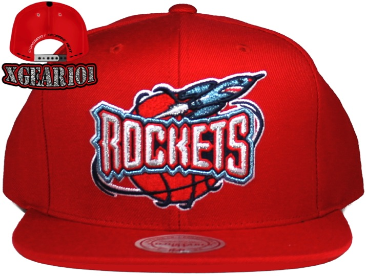 Houston Rockets Snapback Hat to match Spider-Man Foamposites