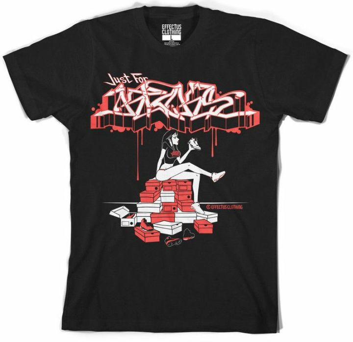 Jordan Retro 6 Infrared Sneaker Shirt