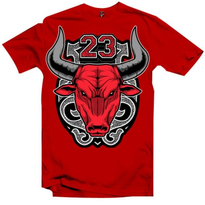 Jordan 6's Infrared23 Sneaker Tee