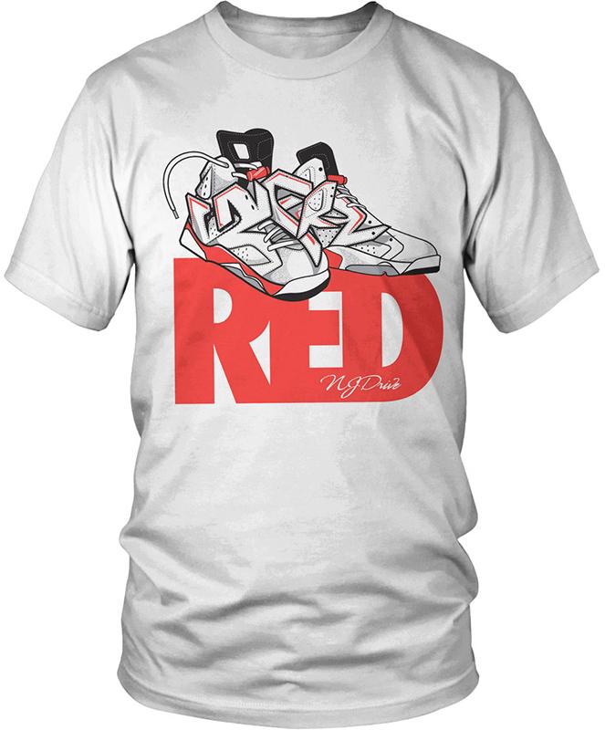 e9147643f5fcdc Sneaker Tee for the Jordan Infrared 6s – X Gear 101 Blog   Sneaker ...
