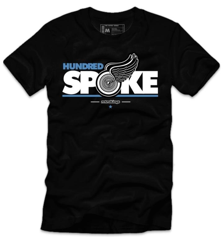 Sneaker Tee for the Air Jordan Powder Blue 3s