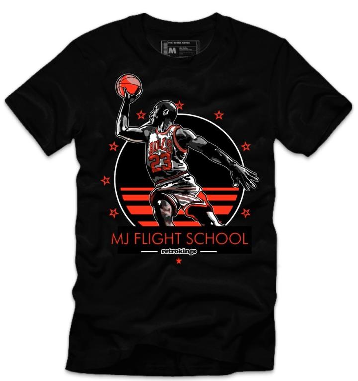 Jordan Retro 6 Infrared23 Toro Sneaker T-Shirt