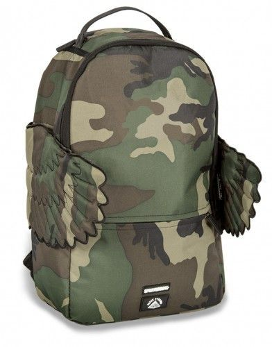 Sprayground Camo Custom Backpack(s)