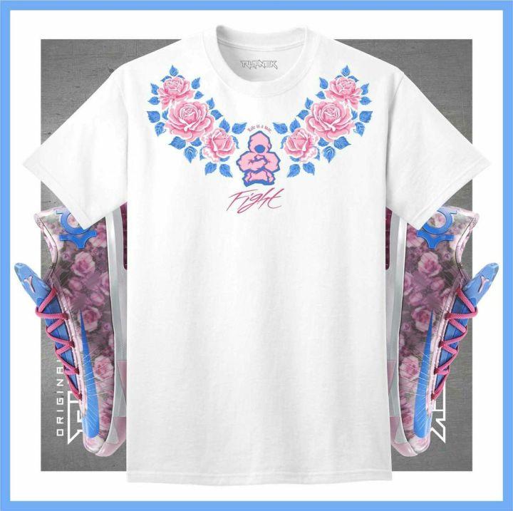 Original Rufnek Nike Kevin Durant KD 6 Aunt Pearl Sneaker Tee