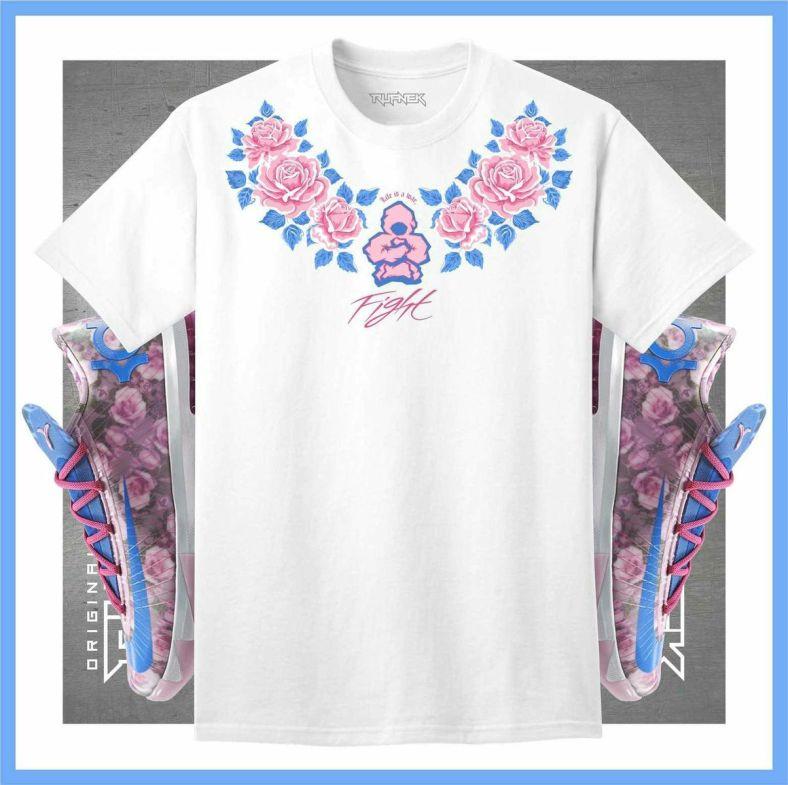 Original Rufnek Nike Kevin Durant KD 6 Aunt Pearl Sneaker TeeKd 6 Energy Outfit