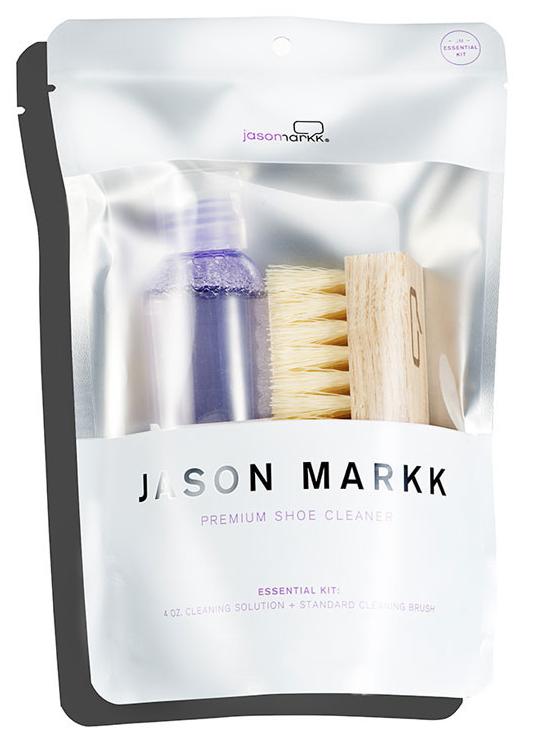 Jason Marks Premium Shoe Cleaner and Cleaning Brush Kit
