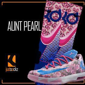 just sockz custom nike elite socks to match your kd 6 aunt