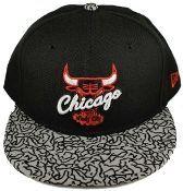 New Era Chicago Bulls Jordan Retro 3 Infrared Shoes Snapback