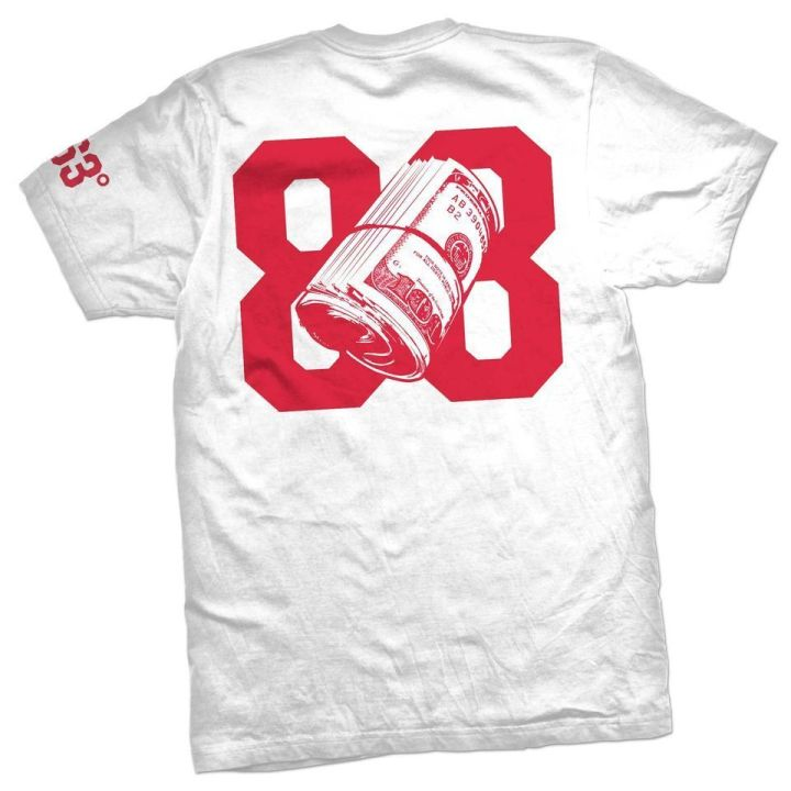 DME Clothing Jordan Retro 3 Infrared Sneaker Tee