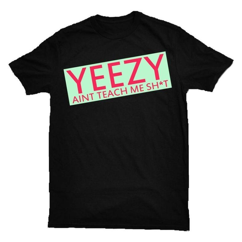 Dapper Sam Clothing Yeezy Foamposite Sneaker Tee   X Gear ... Yeezy Foams Shirt