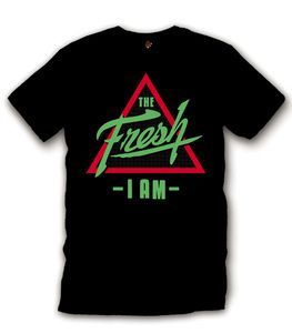 The Fresh I Am Clothing Yeezy Foamposites Sneaker Tees