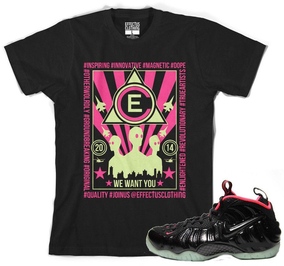 Effectus Clothing Shirt for the Yeezy Foamposite Shoes – X ... Yeezy Foams Shirt