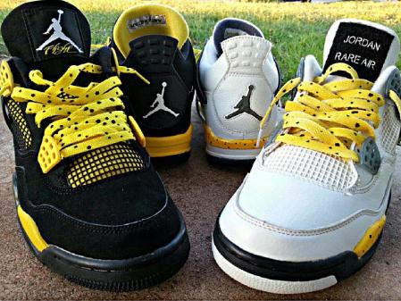 air jordan 4 shoe laces