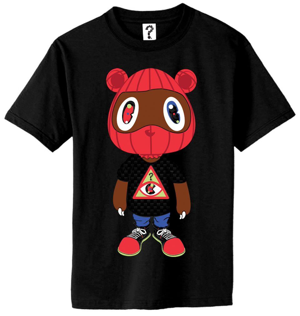Who Am I Clothing Sneaker Shirt to match The Yeezy ... Yeezy Foams Shirt