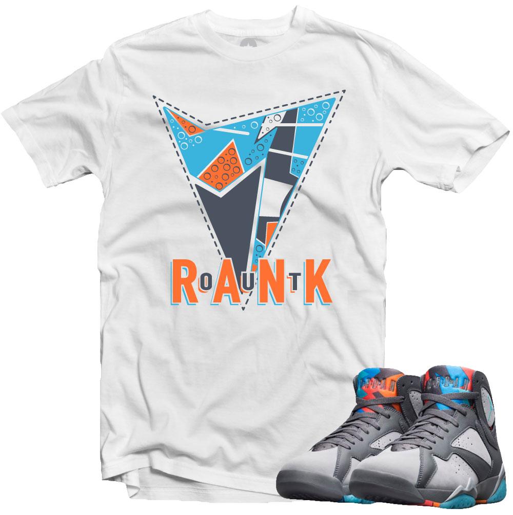huge discount a8311 4274f Jordan 7s bobcats sneaker tees to match · Bobcat 7s matching tee shirts