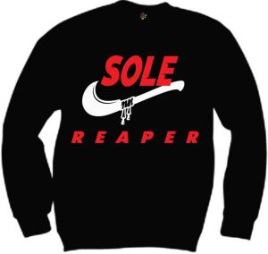 Crewneck to match Bred Low 13s