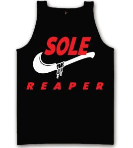 Sneaker Tee Shirts to match Bred Low 13s