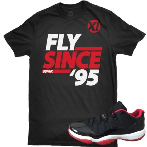Bred Low 11 Shirt