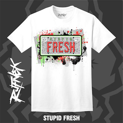 f37854e6e07bd6 Poison 5s Space Jam Sneaker Shirts – X Gear 101 Blog   Sneaker Tees ...
