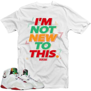 Shirt to Match the Jordan Hare 7s Shoes