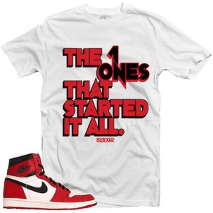Outrank Chicago 1s Shirts