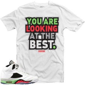 Space Jam Shirts 5s