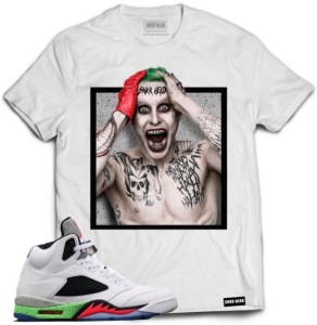Shirt to Match the Poison 5s Jordan Shoes
