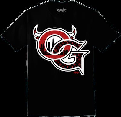 034e79e6ba1f70 Bred Low 13s Shirts by Original Rufnek Clothing – X Gear 101 Blog ...