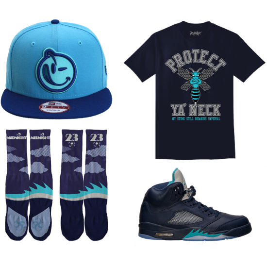 Powder blue 10 outfit