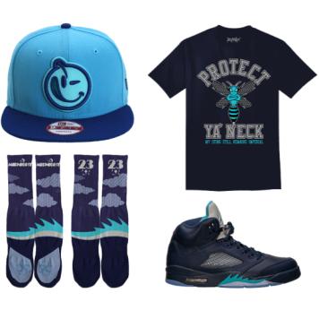5e5ee0a31e95 Sneaker Outfit to match the Jordan Hornet 5s – X Gear 101 Blog ...